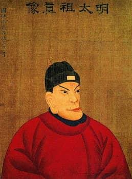 底辺からのスタート 洪武帝の少年時代紅巾の乱明の建国北伐による中華統一洪武帝の重農主義文字の獄続く大粛清と彼の死