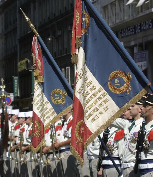 フランス外人部隊