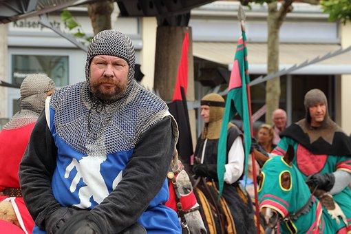 中世の騎士の生活