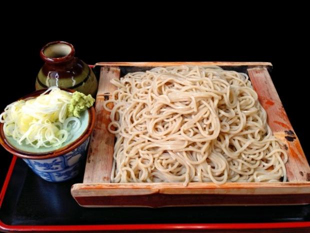 蕎麦(そば)の歴史