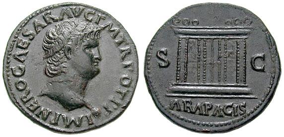 皇帝ネロの功績