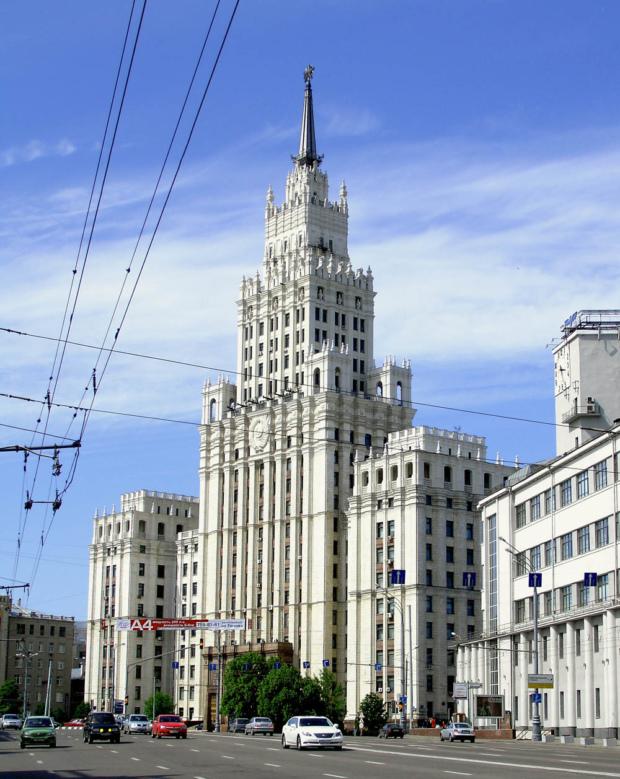 巨大建造物