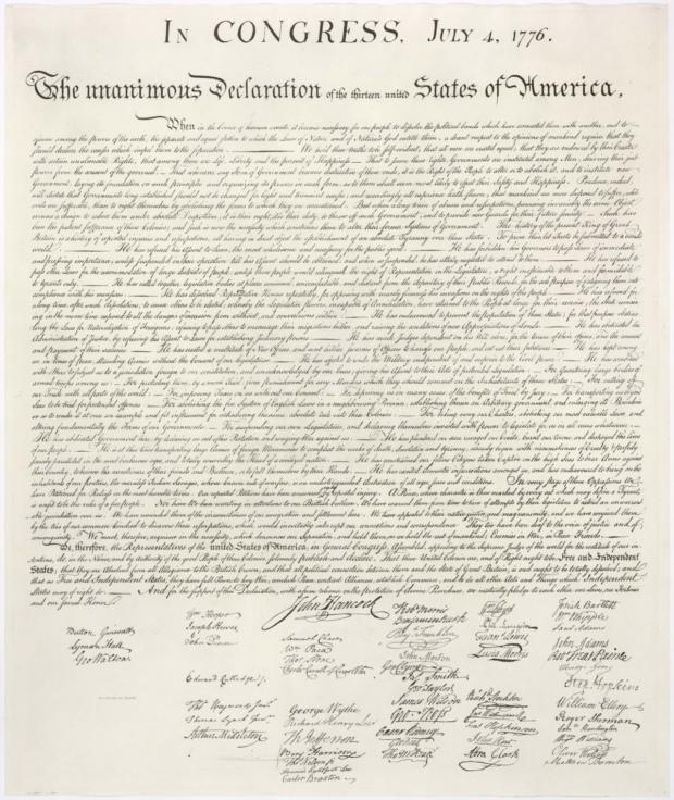 アメリカ独立