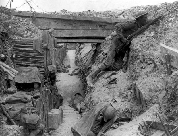ソンムの戦いについて調べてみた【世界初の戦車・実戦投入】