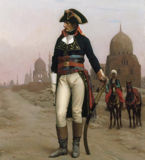 ナポレオンはエジプト遠征で何を得たのか調べてみた