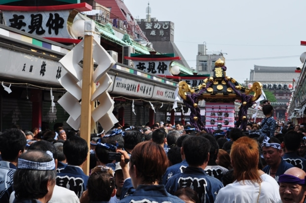 祭りと神輿の歴史について調べてみた