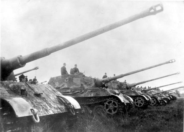ドイツ軍の戦車の系譜を調べてみた