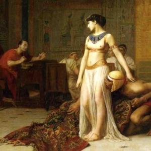 ローマ時代の食卓