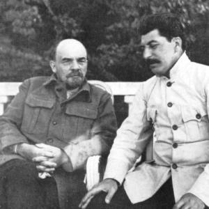 レーニンとスターリン