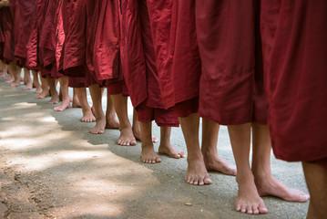 インドにおける仏陀と南伝仏教、北伝仏教