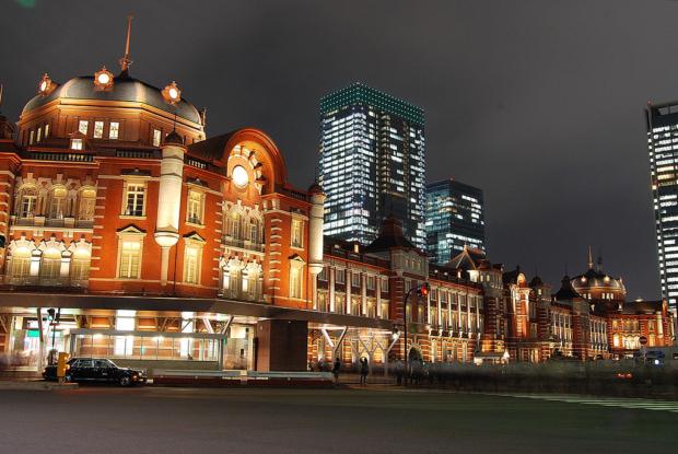 東京駅の謎について調べてみた