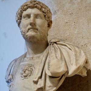 【テルマエとローマ皇帝】ハドリアヌス について調べてみた