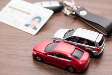 免許証の点数と罰則