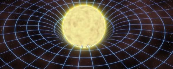 ブラックホールの誕生