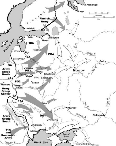 モスクワの戦い