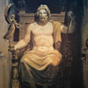ギリシアの大神ゼウスは好色で浮気三昧だった