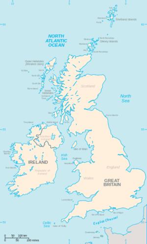 イギリスの国旗の歴史について調べてみた