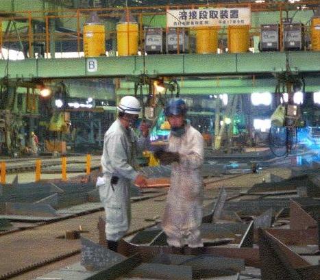 松山刑務所の大井造船作業場に行ってきた【塀のない刑務所】