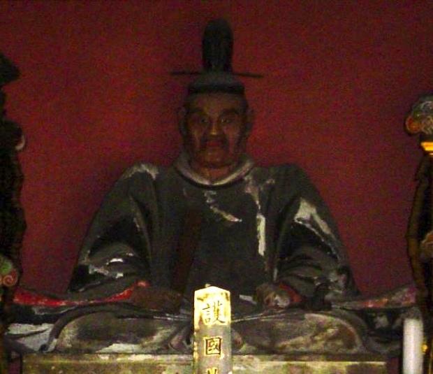 剣豪から大名となった武将・柳生宗矩