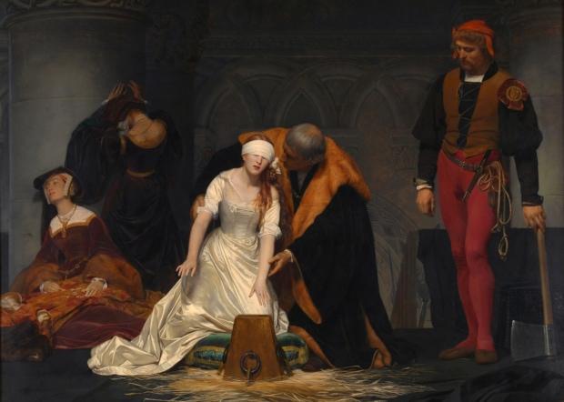 ジェーン・グレイ【イギリスの9日女王】について調べてみた