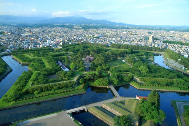 函館の五稜郭を造った男・武田斐三郎