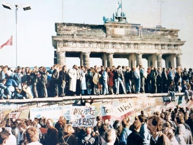 ベルリンの壁崩壊