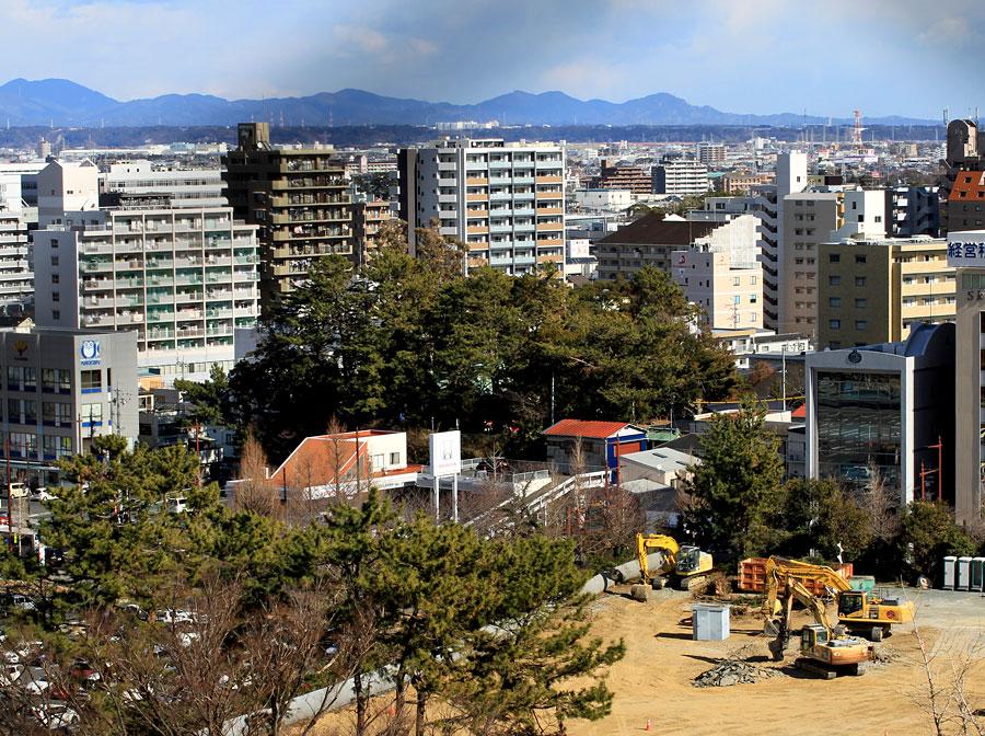 引間城へ行ってみた[豊臣秀吉&徳川家康ゆかりの日本最強のパワースポット」