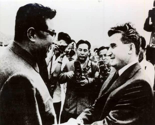 チャウシェスク大統領【公開銃殺されたルーマニア最大の独裁者】