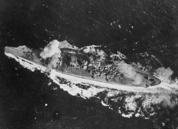 戦艦大和の特攻を成功させる~こうすれば沖縄に到着できた!