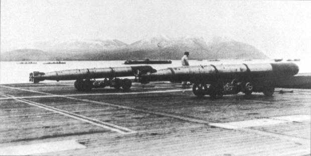 九一式航空魚雷