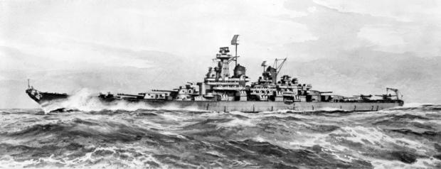 モンタナ級戦艦