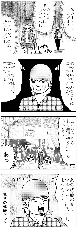 驚きの連続【漫画~キヒロの青春】84
