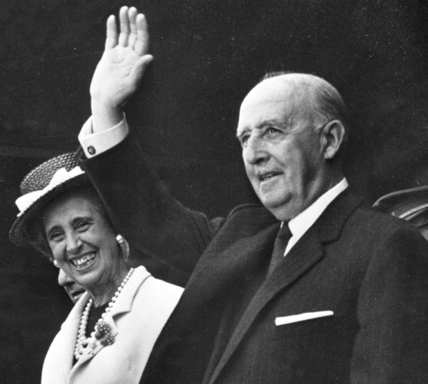 フランコ 〜スペインを30年以上独裁した軍人