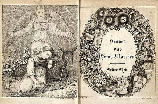 グリム童話は怖かった?初版グリム童話について調べてみた