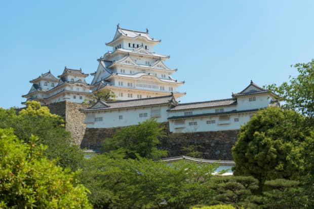 日本の城の構造、数、種類についてわかりやすく調べてみた