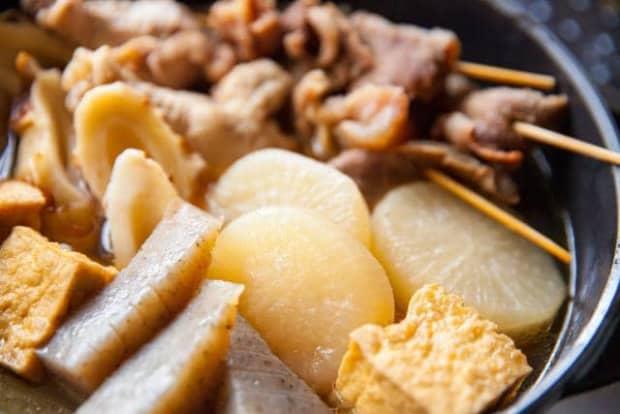 おでんの歴史と種類について調べてみた【鍋料理ランキング不動の1位!】