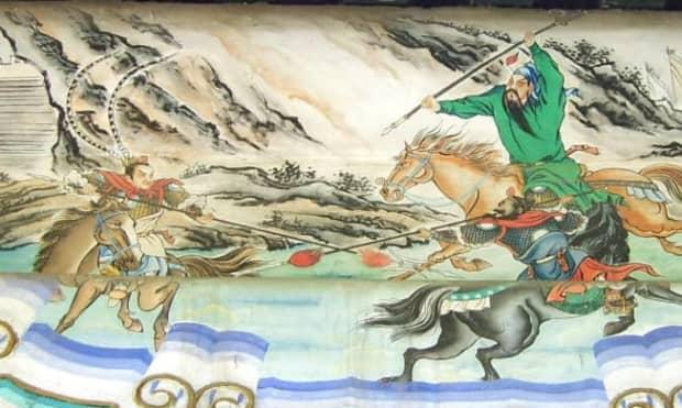 董卓の最期【三国志正史と演義で大きく違う反董卓連合軍】