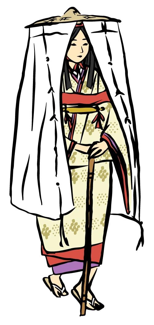 平安時代の女性の服装について調べてみた