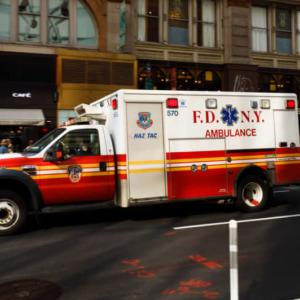 ニューヨーク市の緊急通報 同時多発テロ以来の水準に