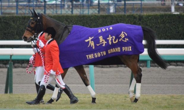 中央競馬での歴代三冠馬