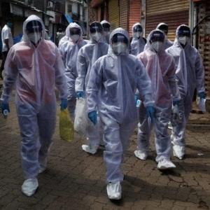 インド、新型コロナ累計感染者数が50万人突破
