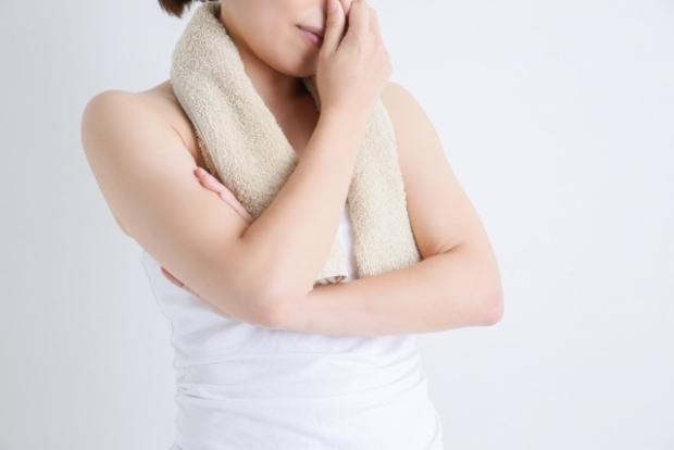 汗以外も!男の体臭を科学する【体や衣類のニオイ対策】