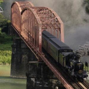 熊本豪雨で「明治期の橋梁」も流失