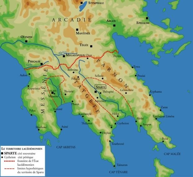 世界最強の戦闘民族、スパルタ人について解説
