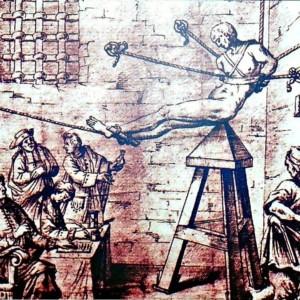 ヨーロッパの残酷な処刑や拷問方法