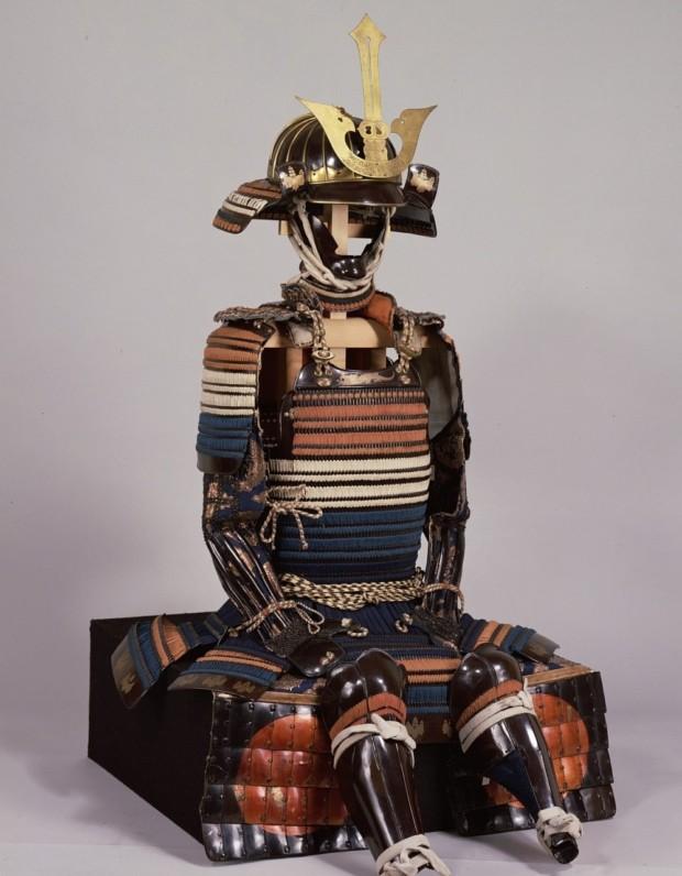 戦国の覇者・徳川家康が愛用した甲冑