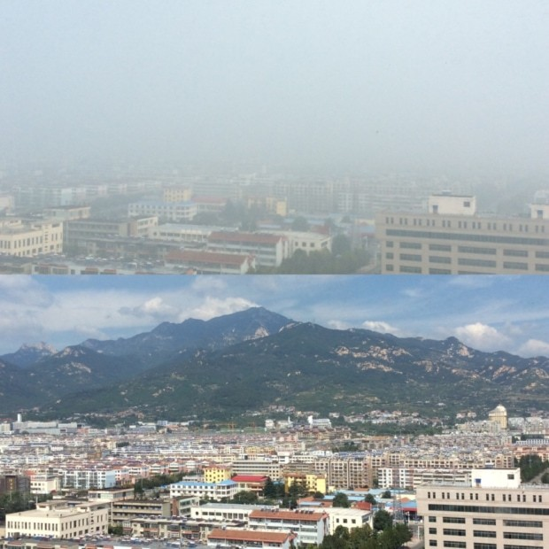 中国の環境問題